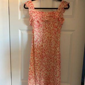 LOFT Silk Dress